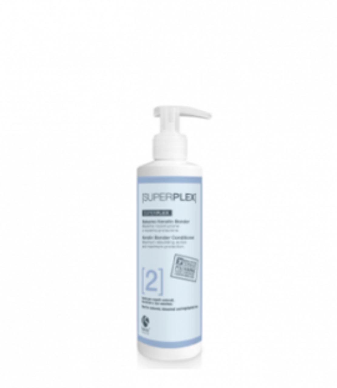 Barex Italiana Superplex Keratin Bonder Conditioner, 8.5 fl oz (250 ml)