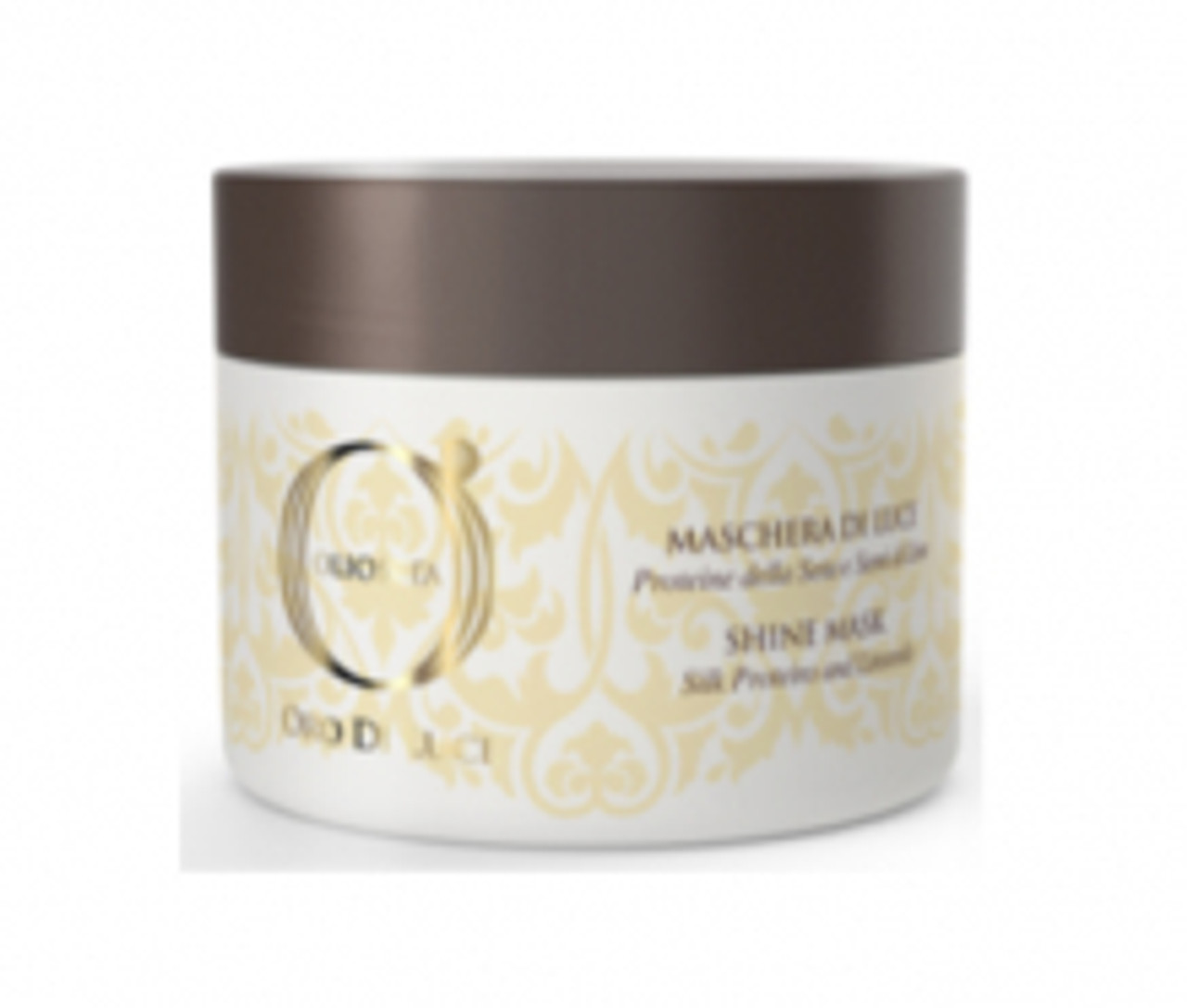 Barex Italiana Oro Di Luce Shine Mask, 200 ml