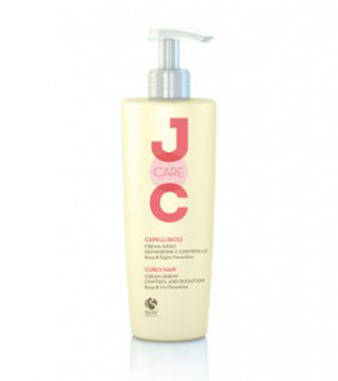 Barex Italiana JOC Cream-Serum Control and Definition, 5.8 fl oz (250 ml)