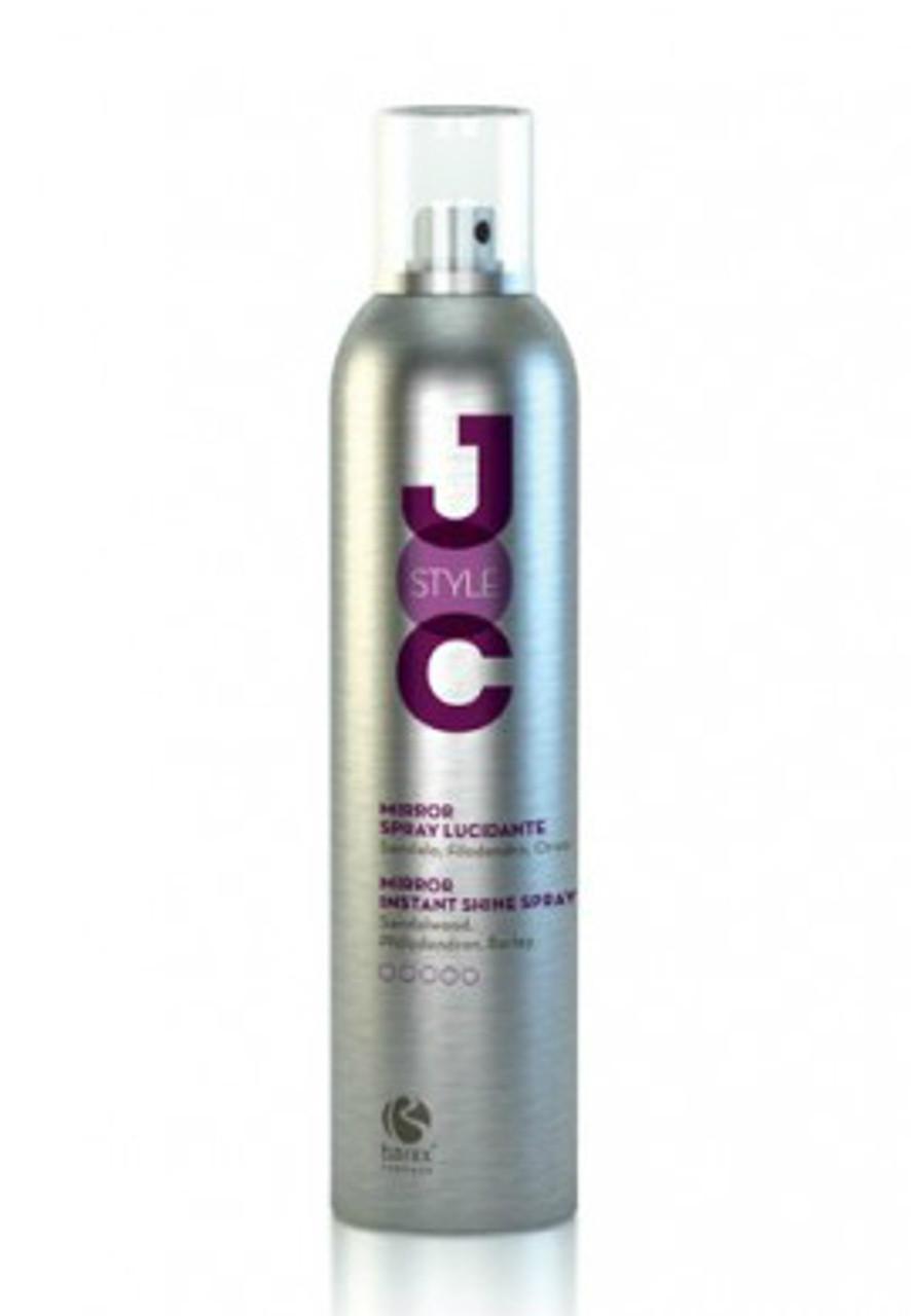 Barex Italiana JOC Mirror Instant Shine Spray, 300 ml