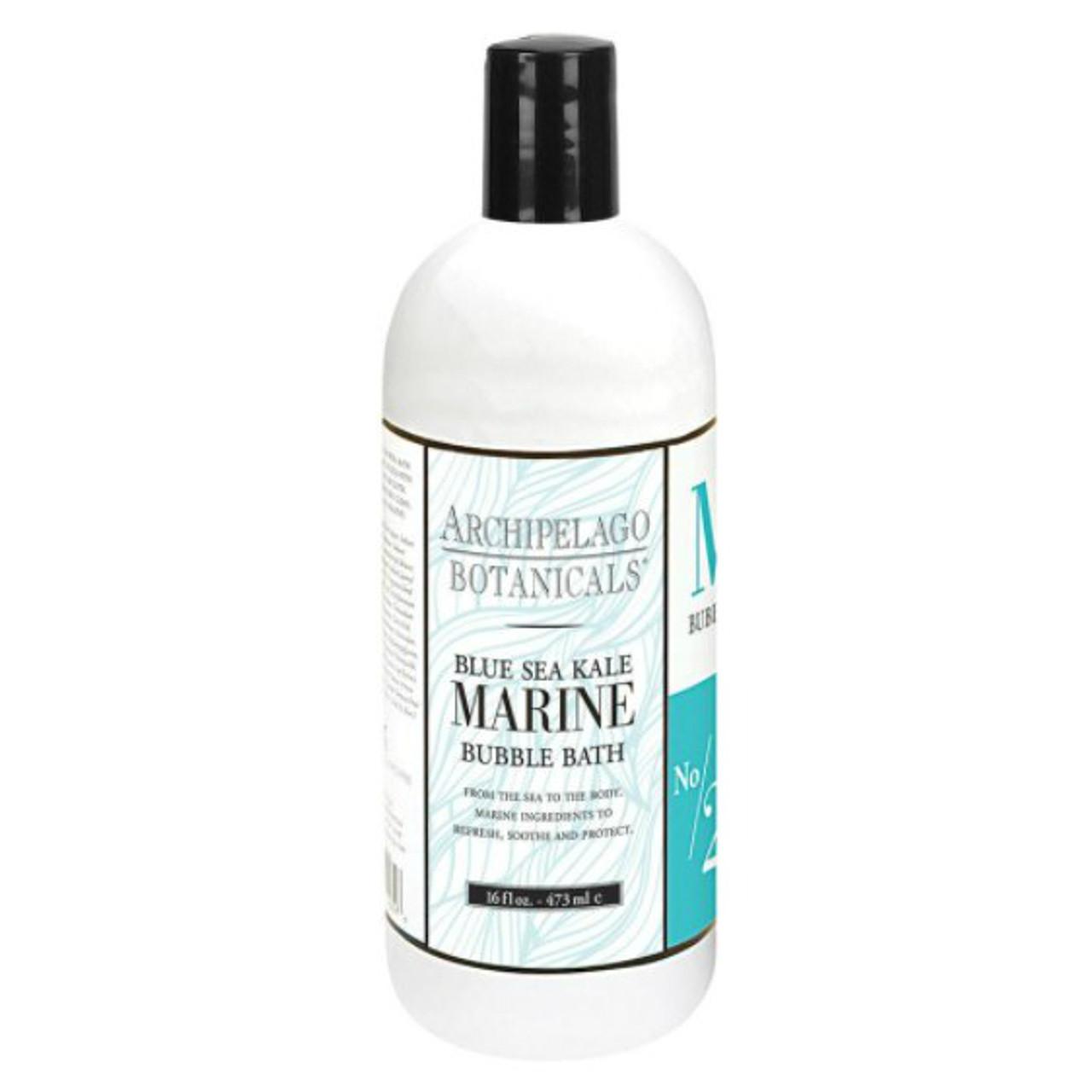 Archipelago Marine Bubble Bath 16 oz