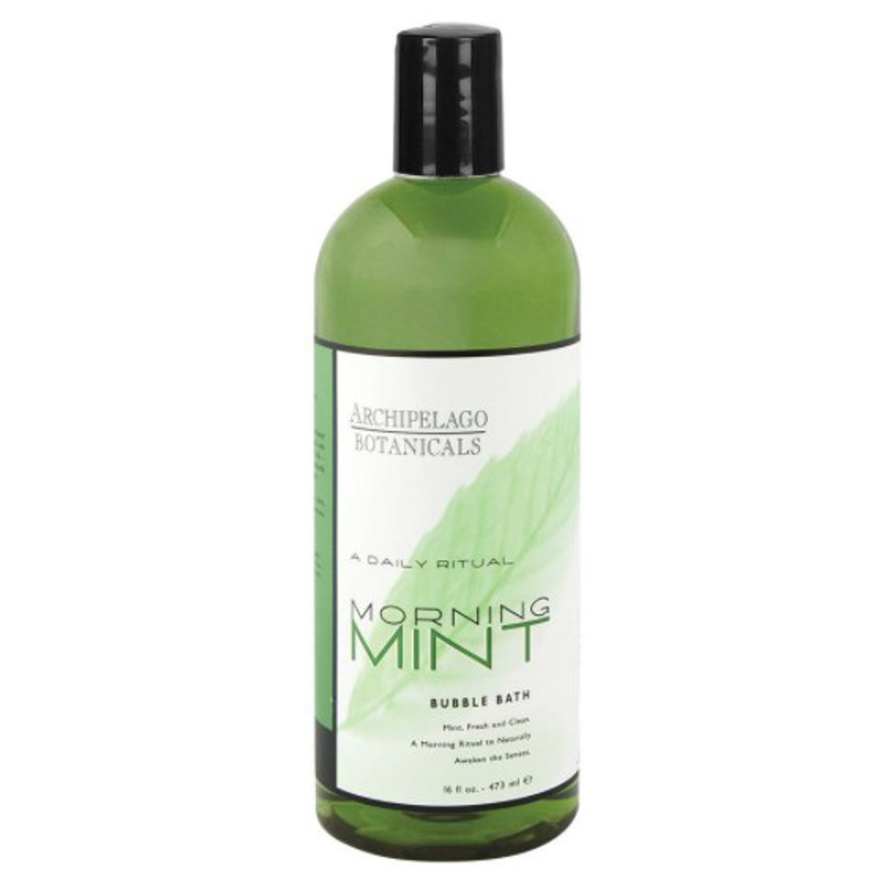 Archipelago Morning Mint Bubble Bath 16 oz