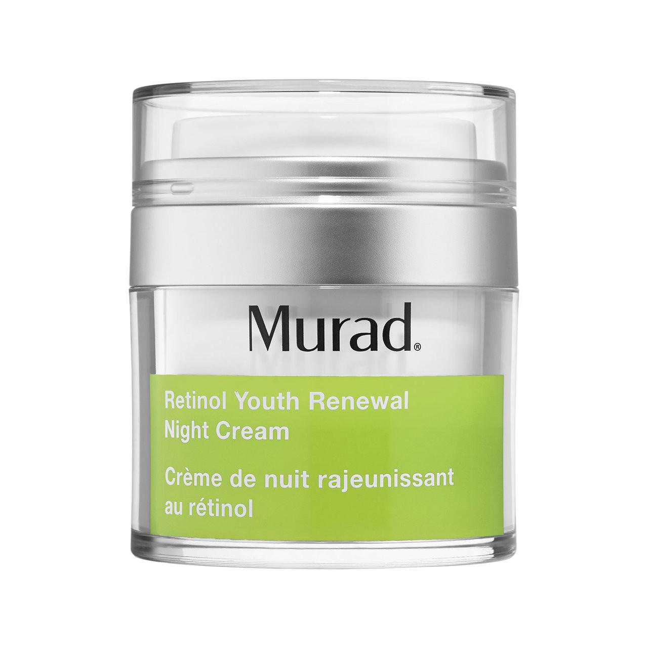 Murad Retinol Youth Renewal Night Cream 1.7 fl oz
