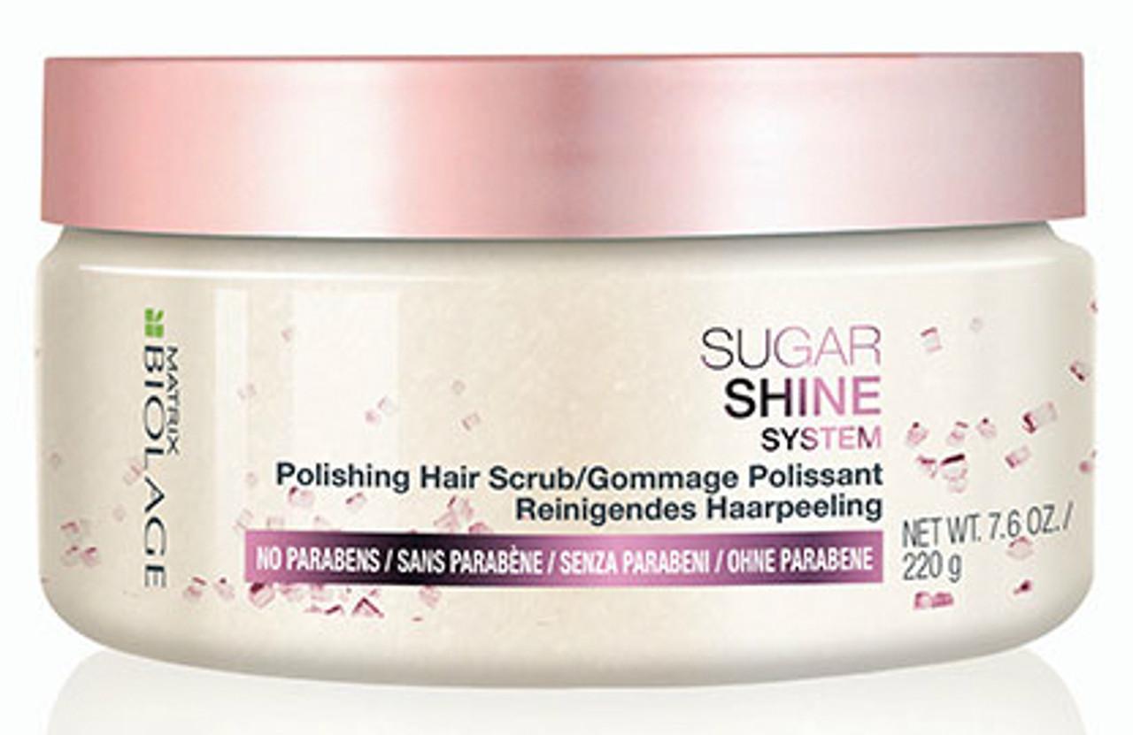 Biolage Sugar Shine Polishing Hair Scrub 7.8 oz