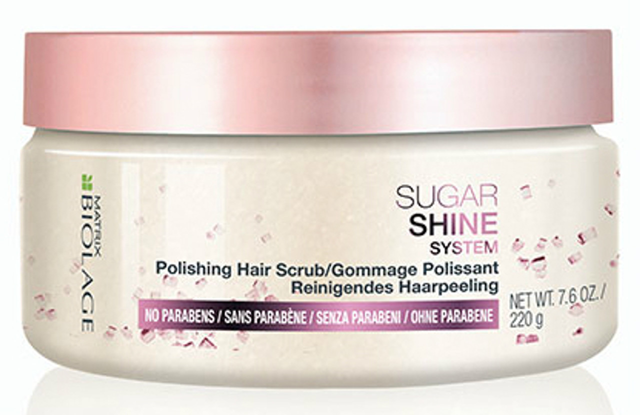Biolage Sugar Shine Polishing Hair Scrub 7.8 oz