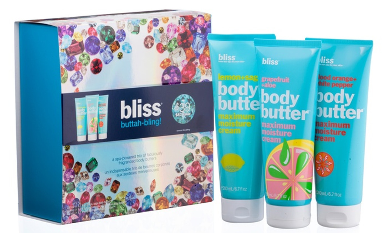 Bliss Buttah Bling Kit