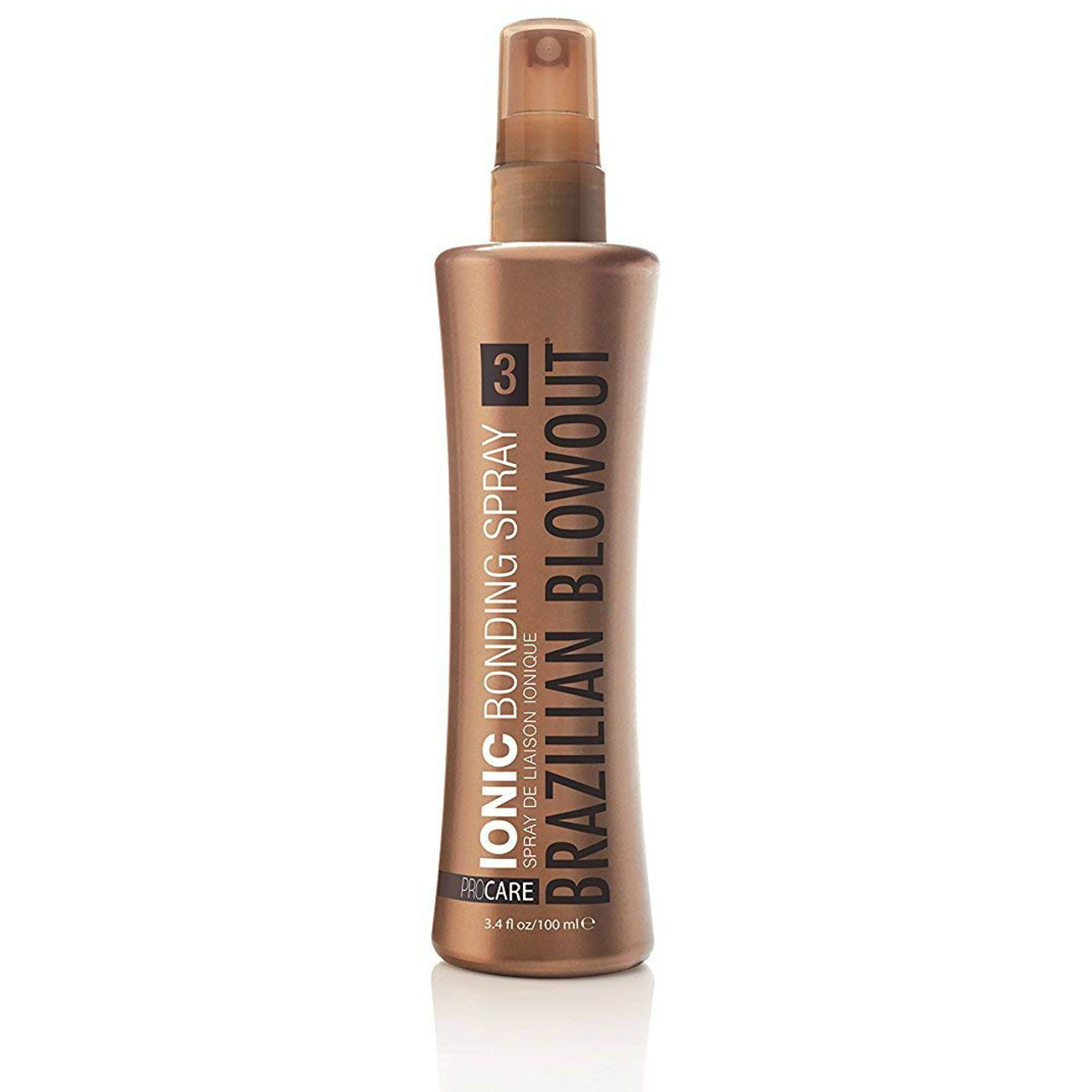 Brazilian Blowout Ionic Bonding Spray 3.4 oz