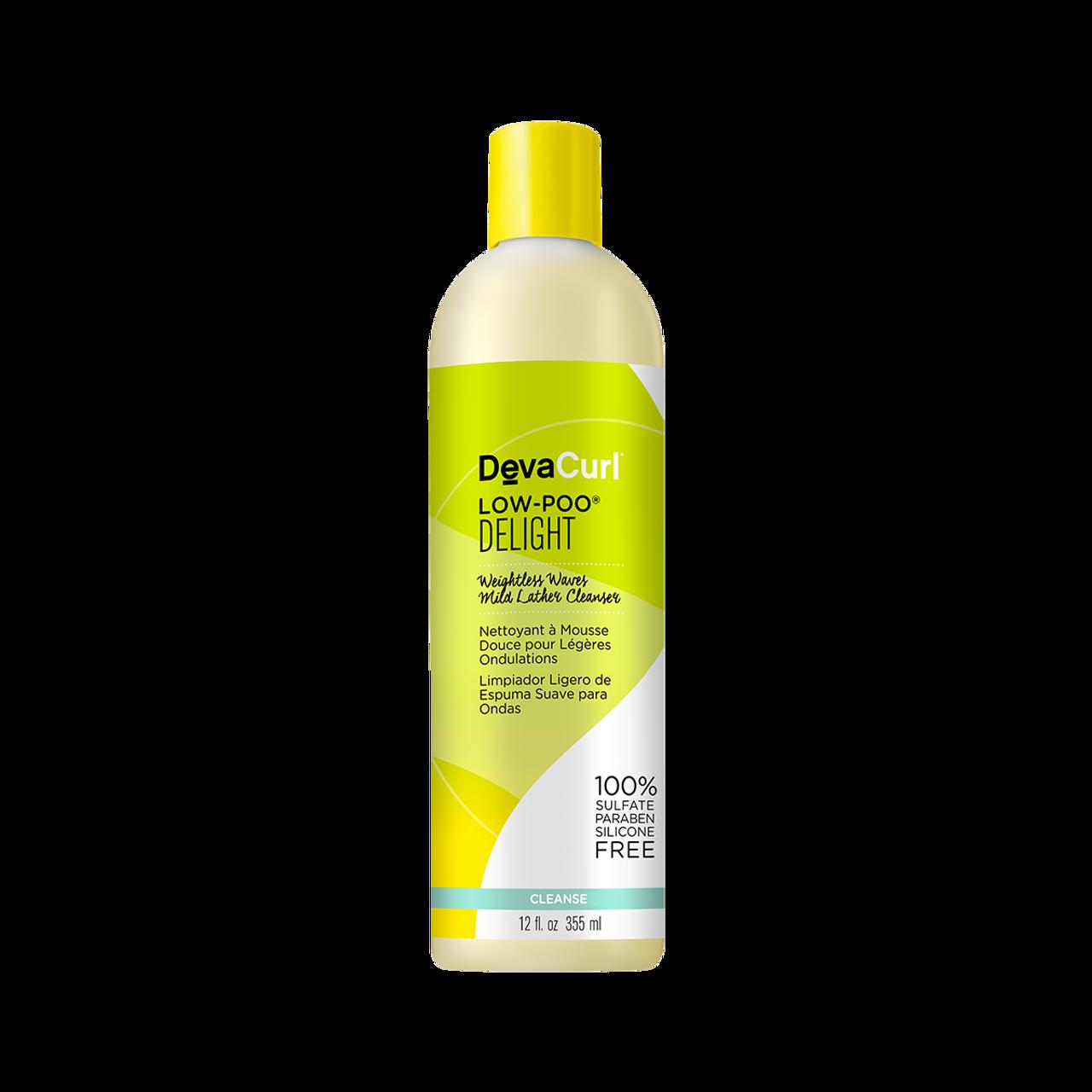 DevaCurl Low Poo Delight Shampoo