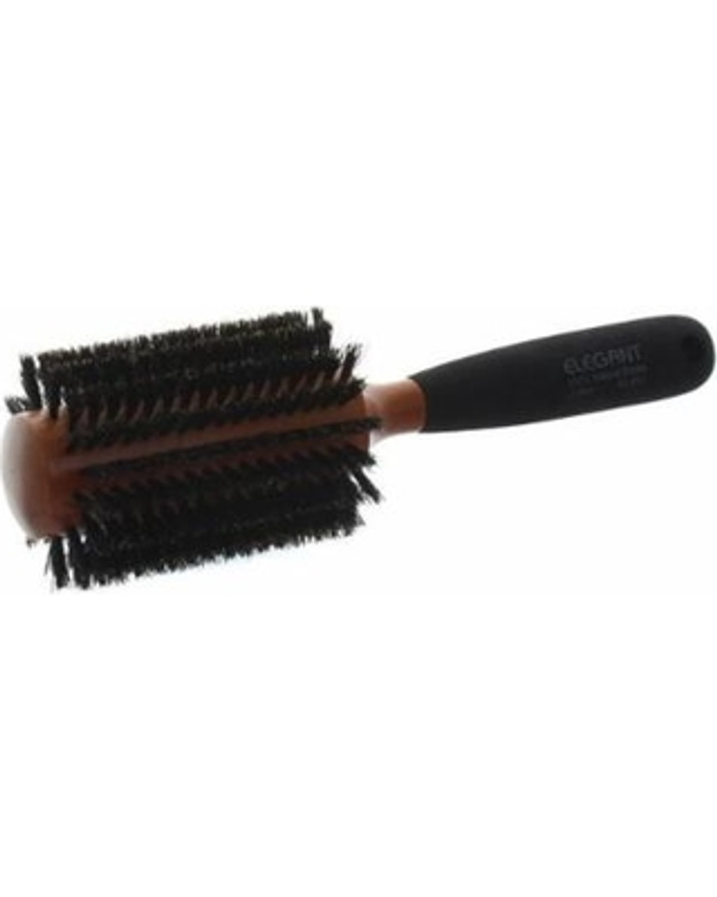 "Elegant Round Boar Brush 3"" 18 Rows"