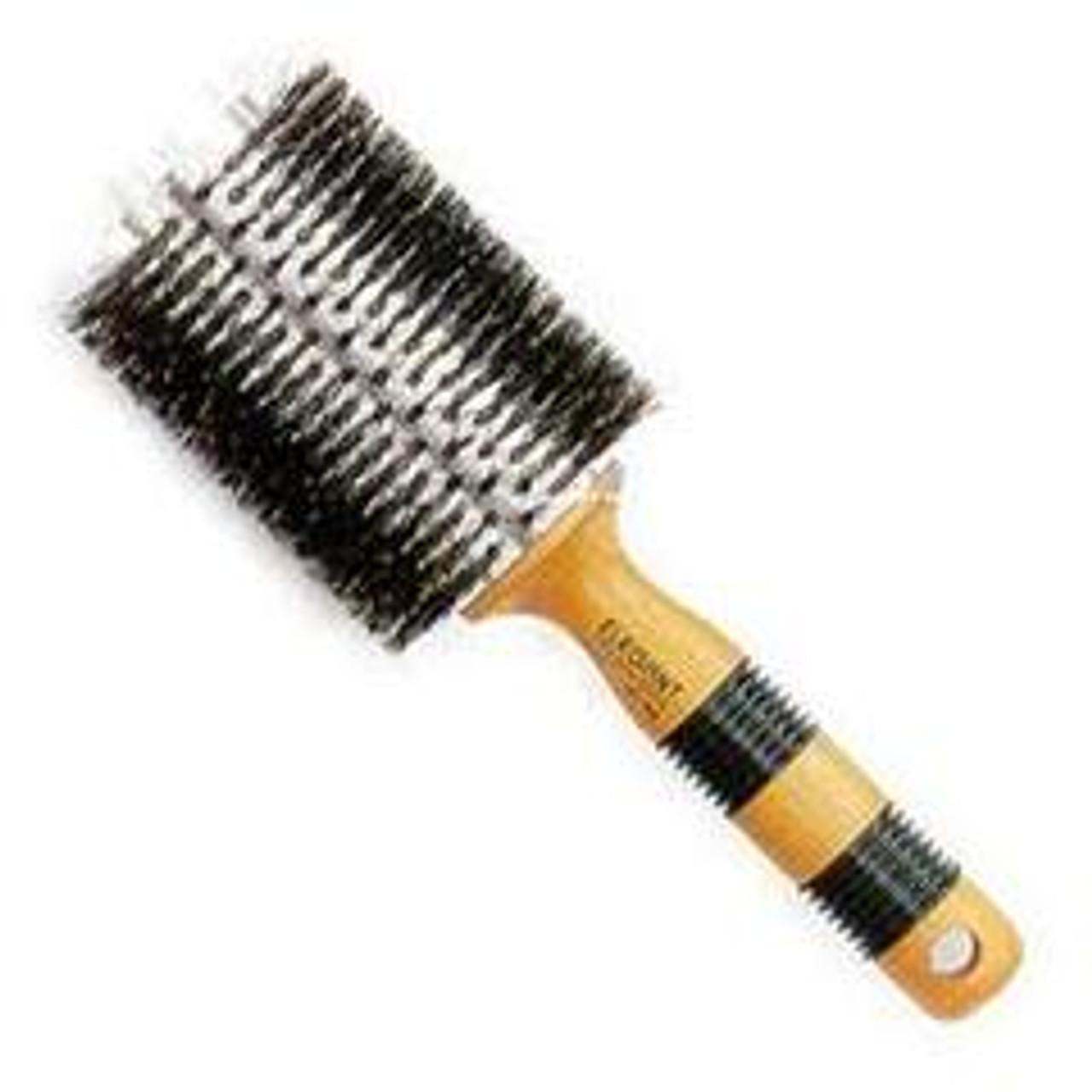 V Shaped Thermal Large Brush - Hair Tools   Elegant