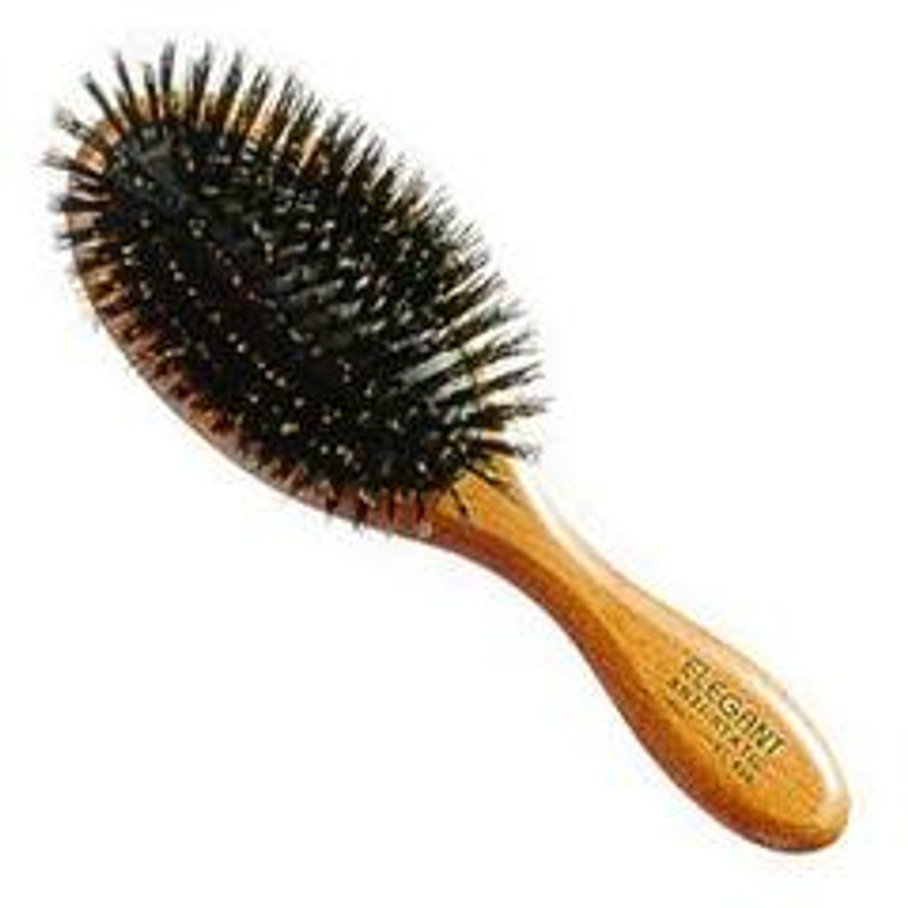 Elegant Anti Static Oval Medium Bore Brush