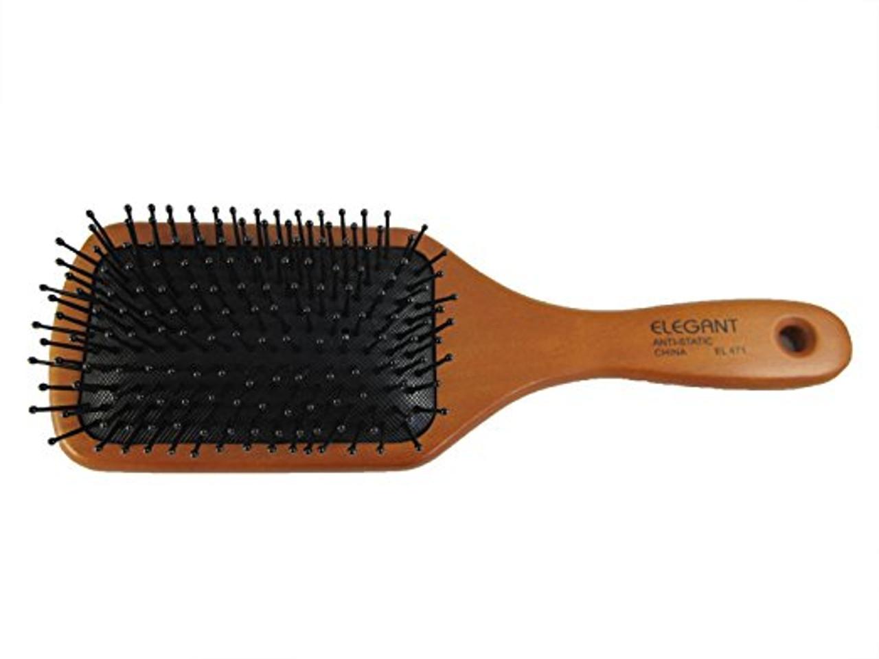 Elegant Paddle Pin Medium Brush