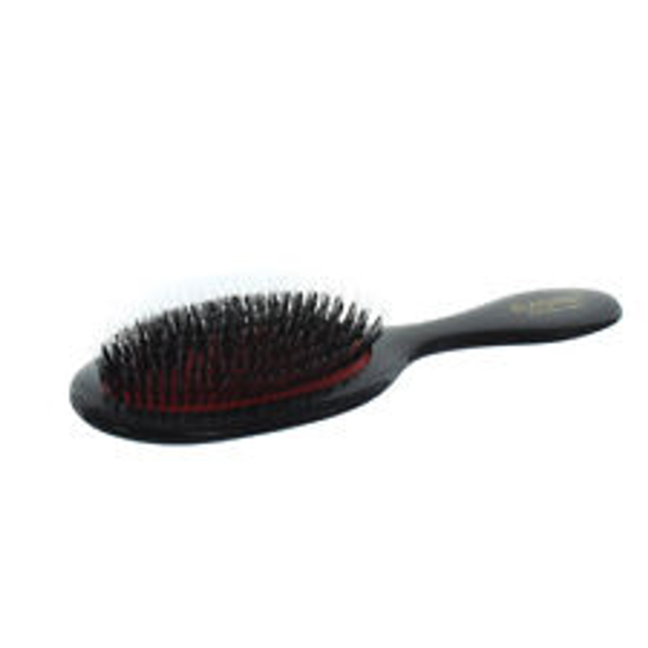 Elegant Premium Oval Porcupine Brush Small