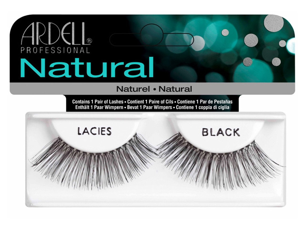Ardell Natural Lashes - LaciesBlack