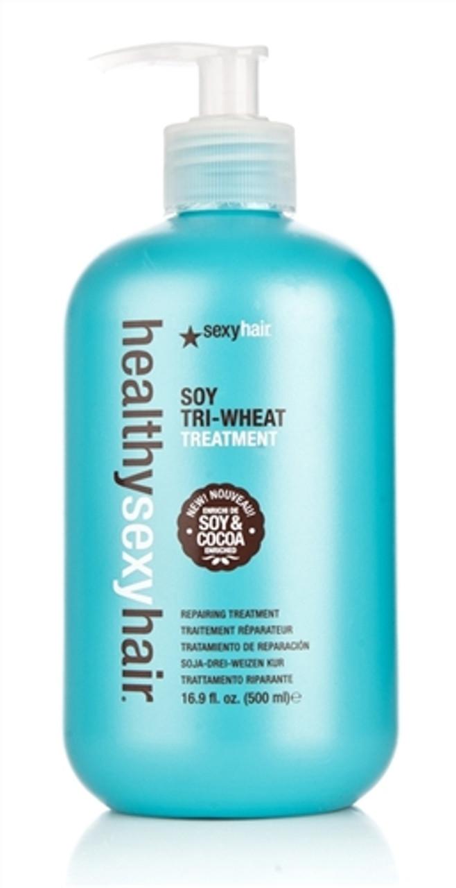 HealthySexyHair Tri-Wheat Treatment 16 OZ
