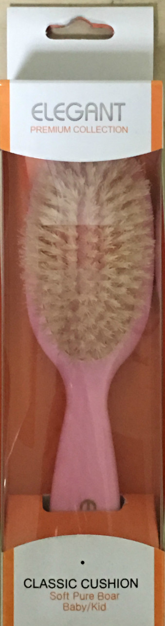 Elegant Premium Baby/Kid Brush Pink