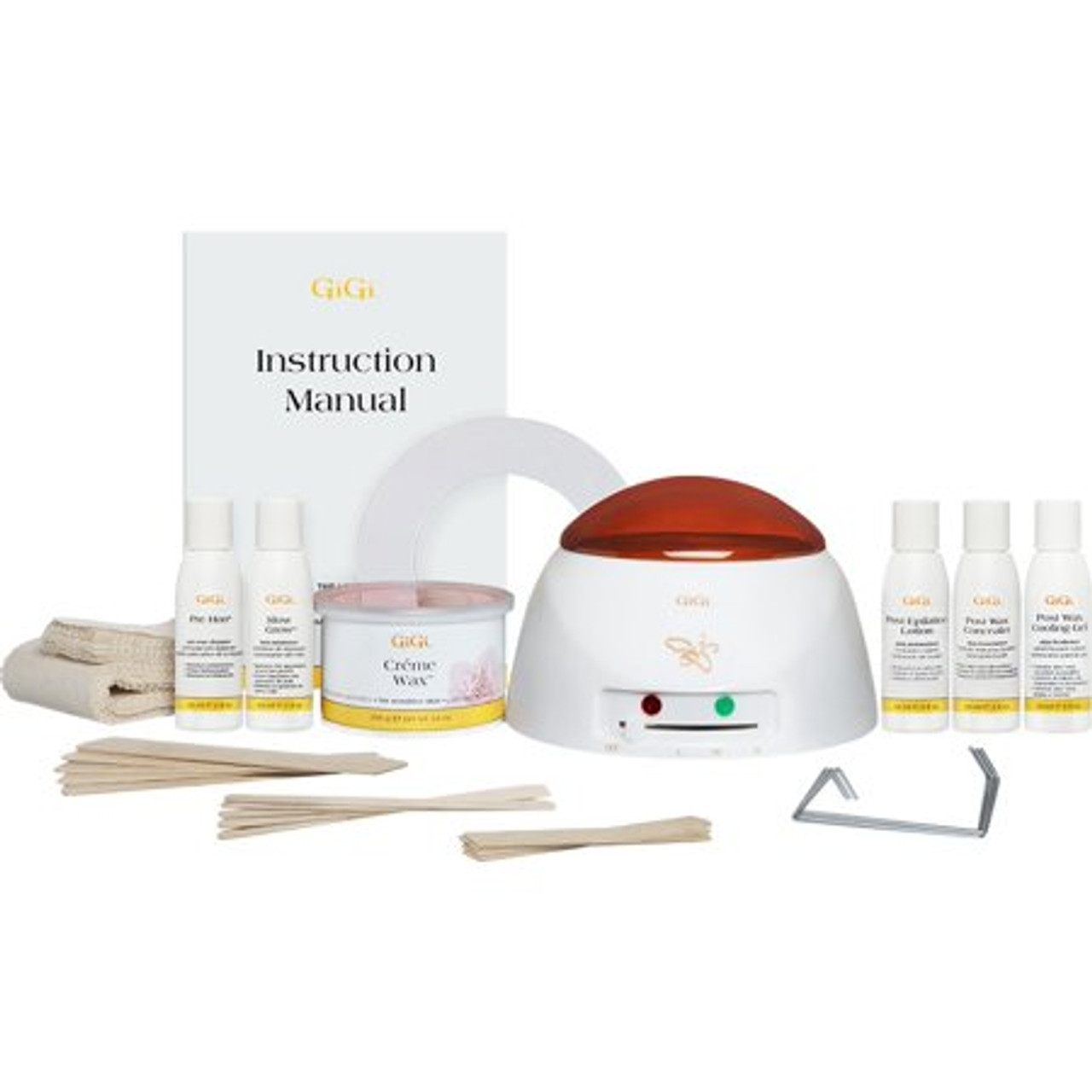 GiGi Mini Pro Wax Kit