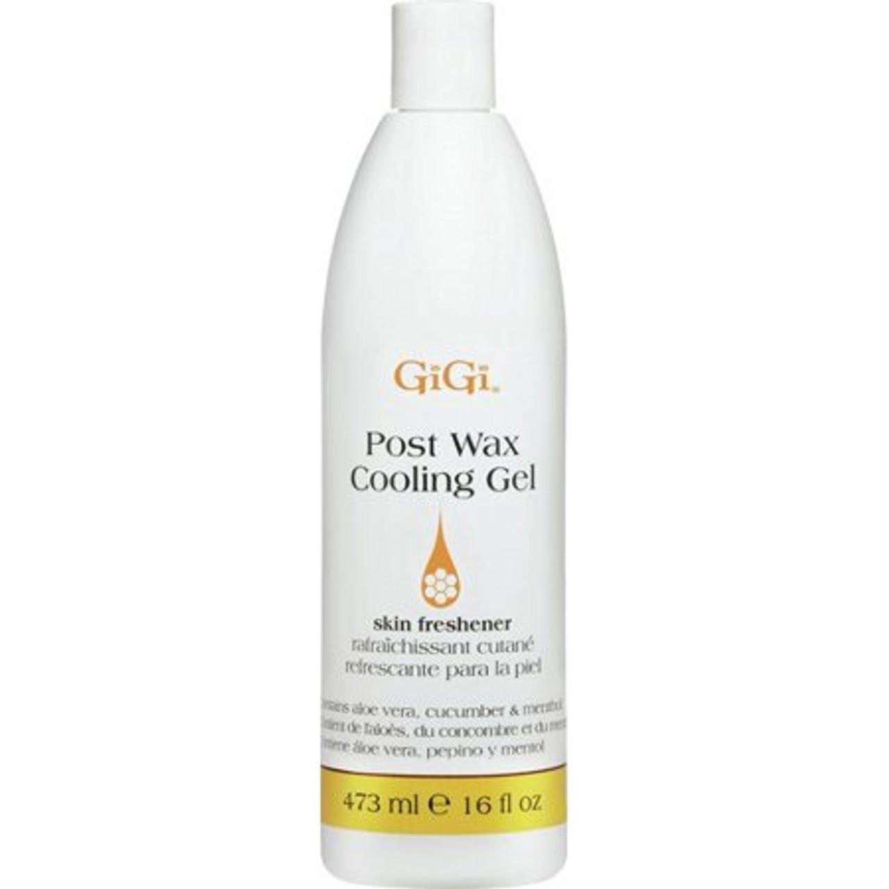 GiGi Post Wax Cooling Gel 16 oz