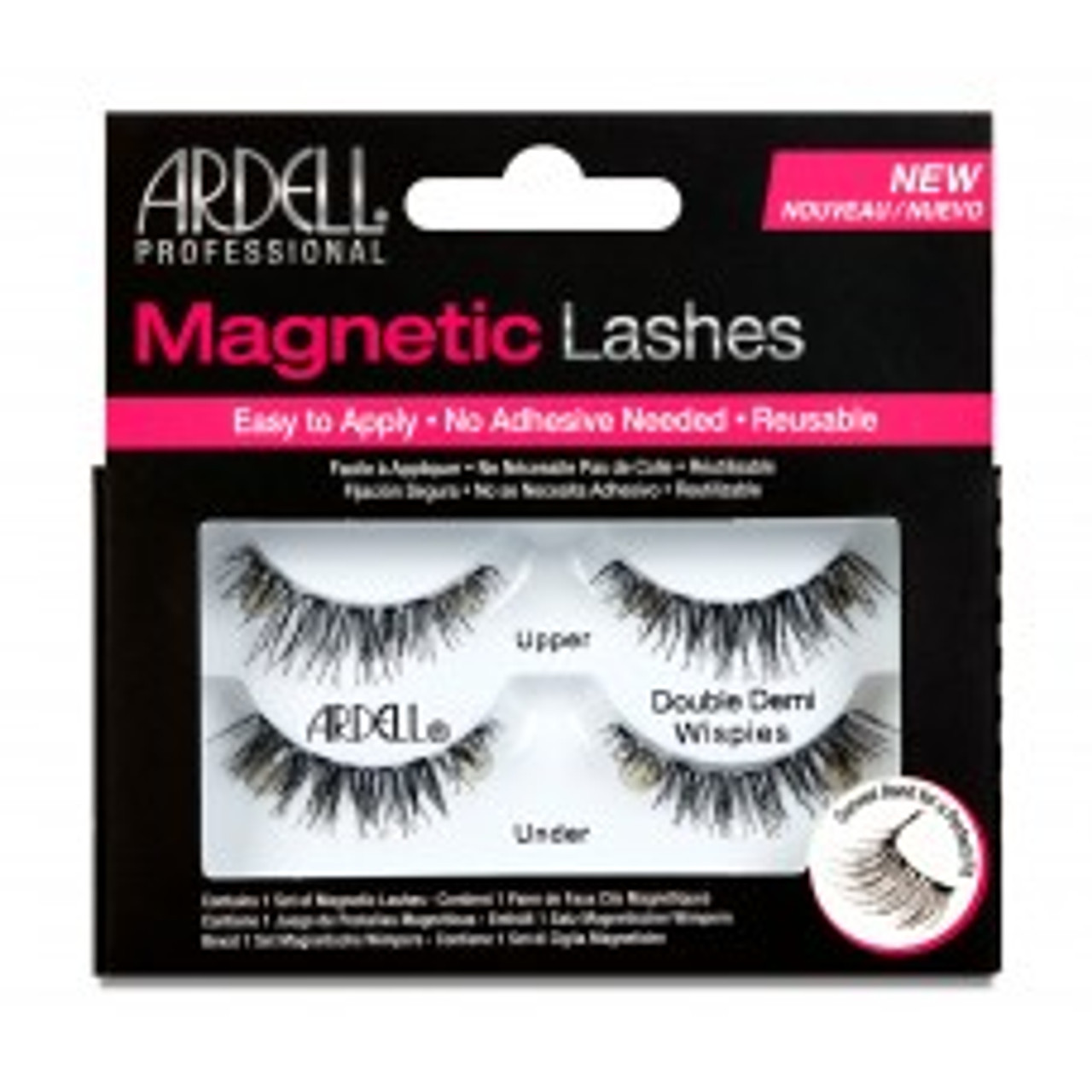 Ardell Magnetic Double Demi Wispies