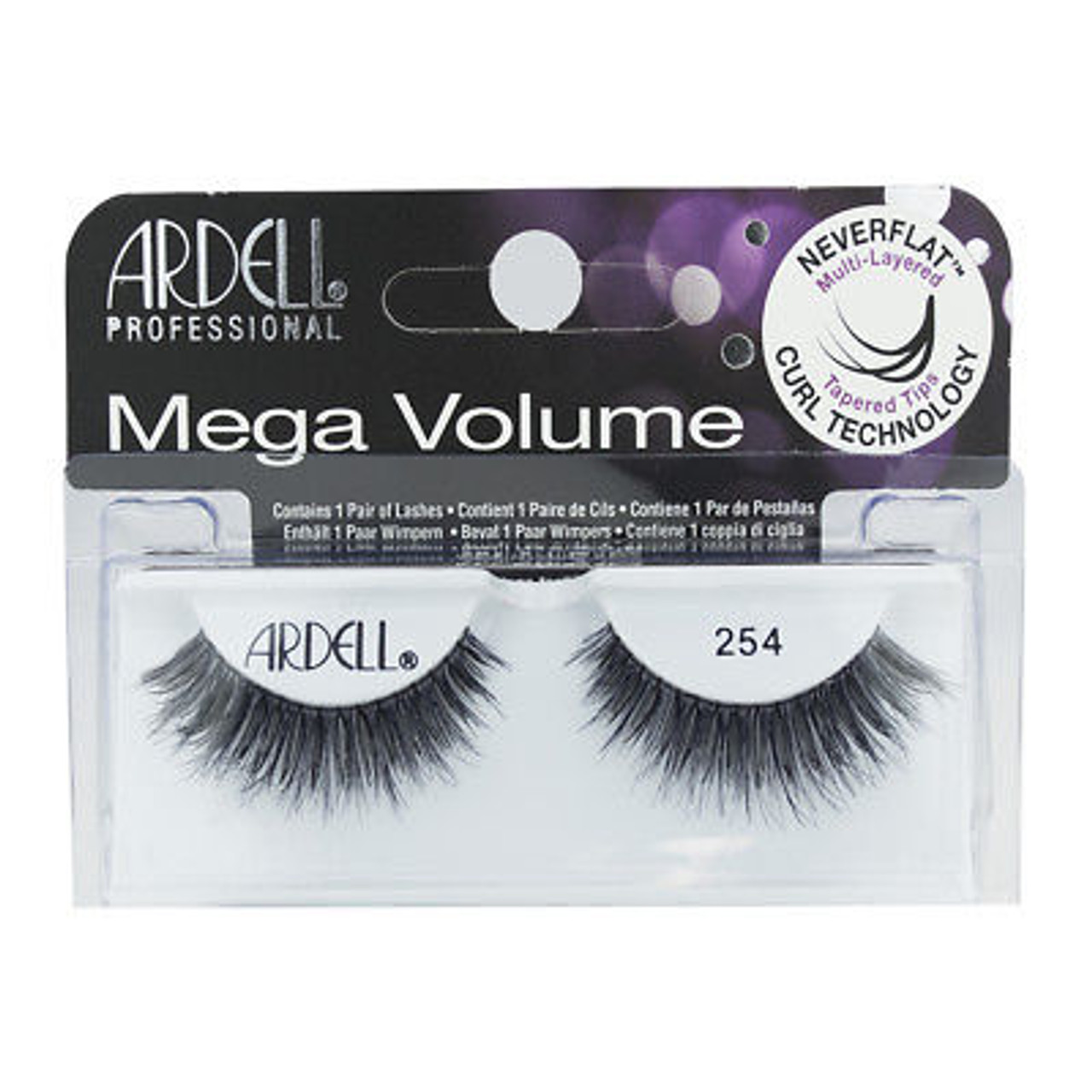 Ardell Mega Volume Lashes 254