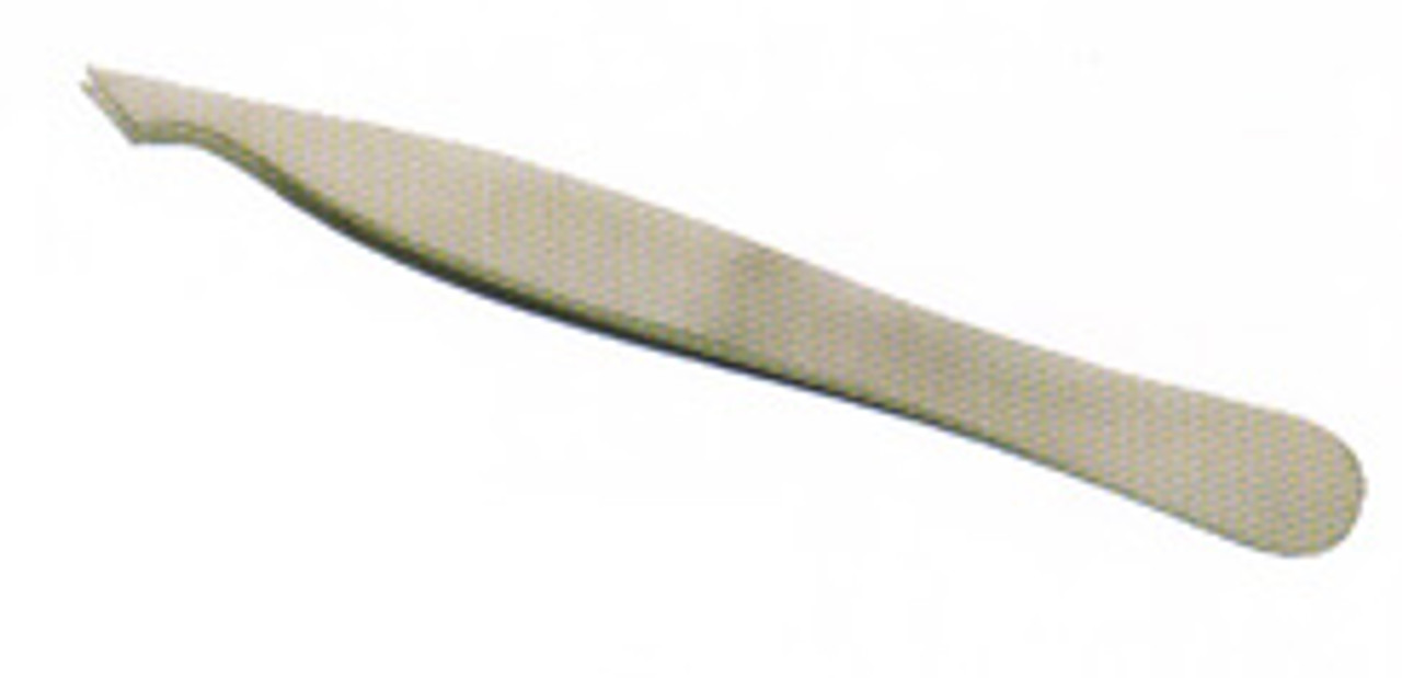 Esthetic Slanted/Pointed Stainless Tweezers