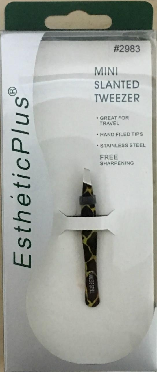 Esthetic Mini Animal Slanted Tweezer