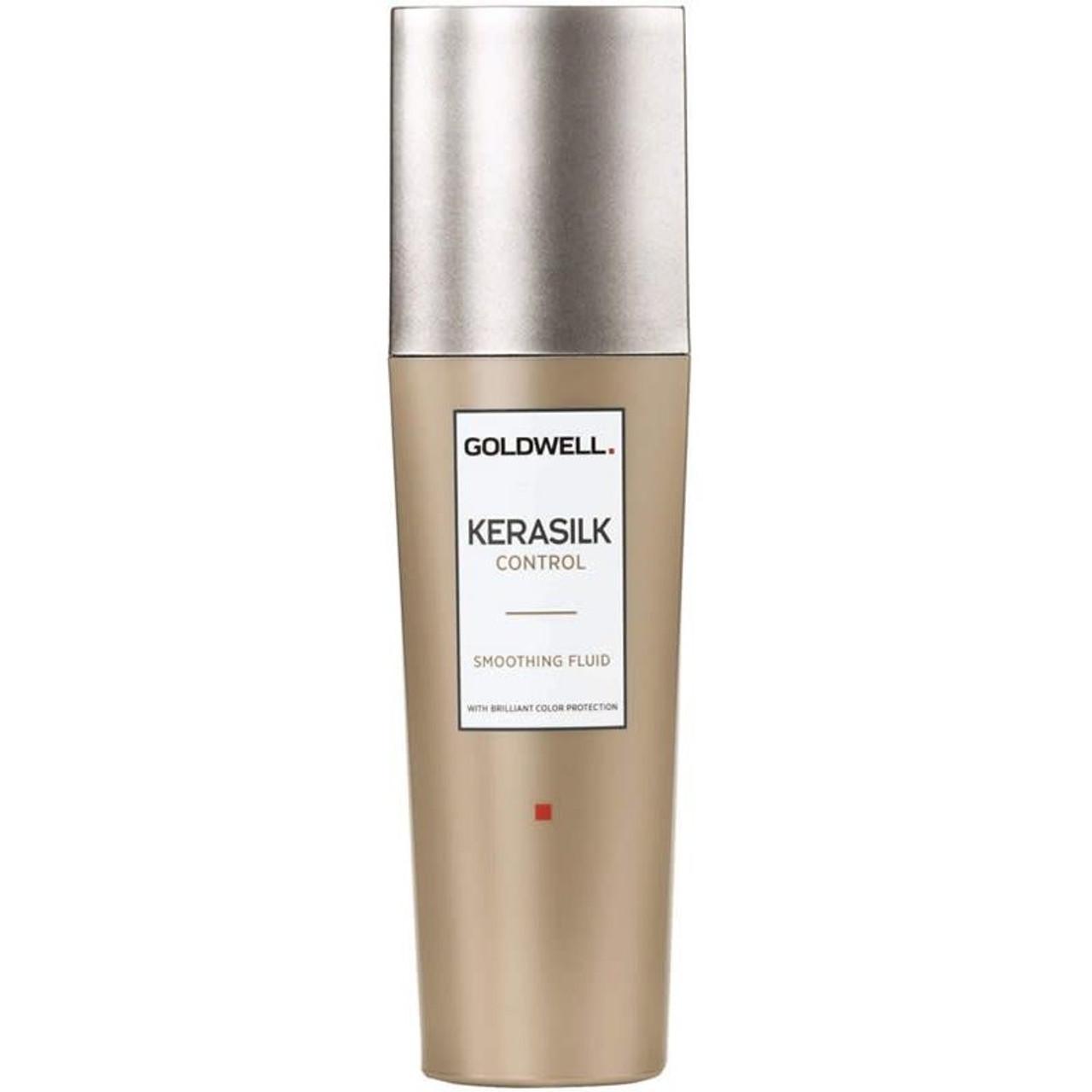 Goldwell Kerasilk Control Smoothing Fluid 2.5 oz