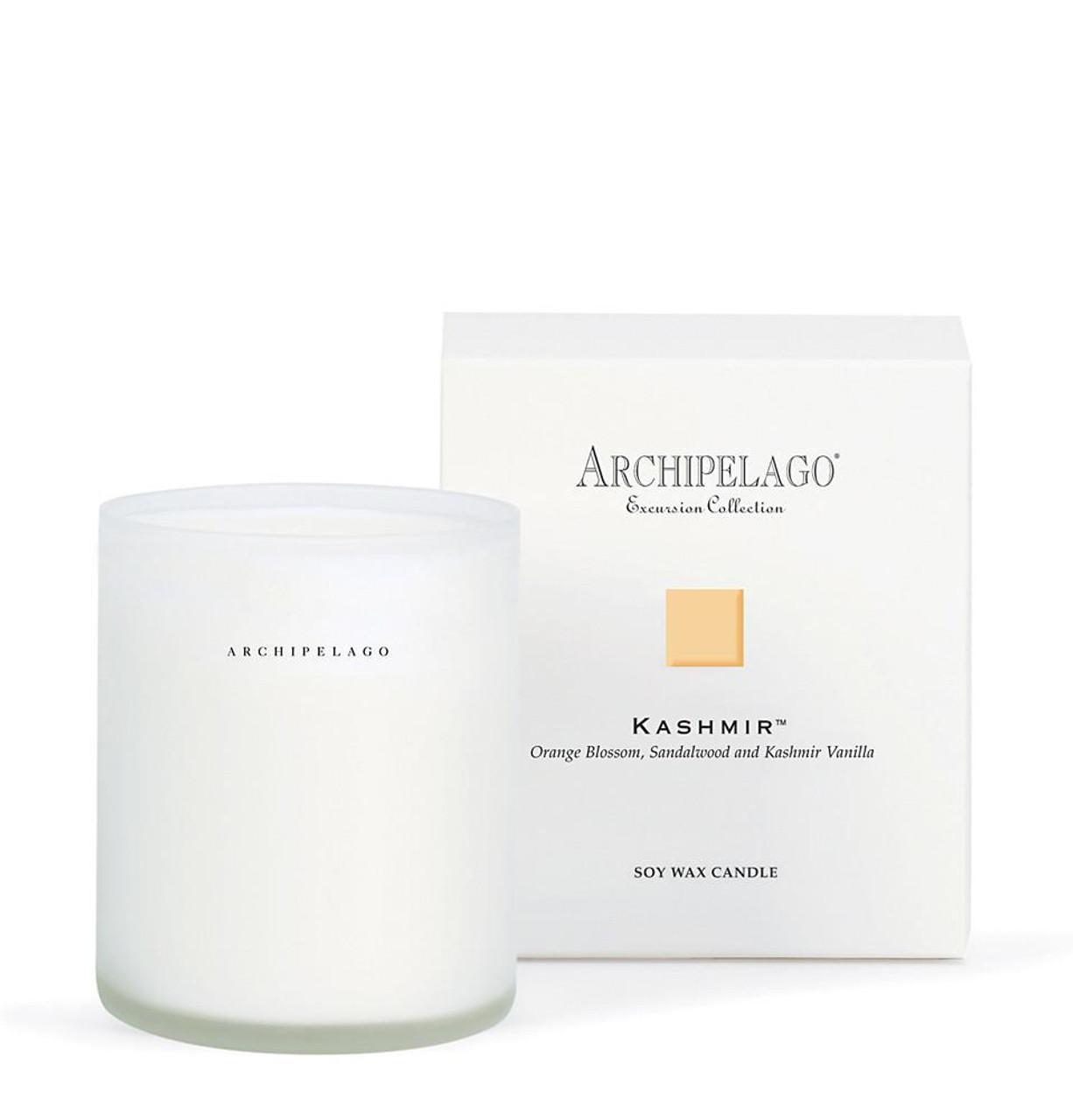 Archipelago Kashmir Soy Candle