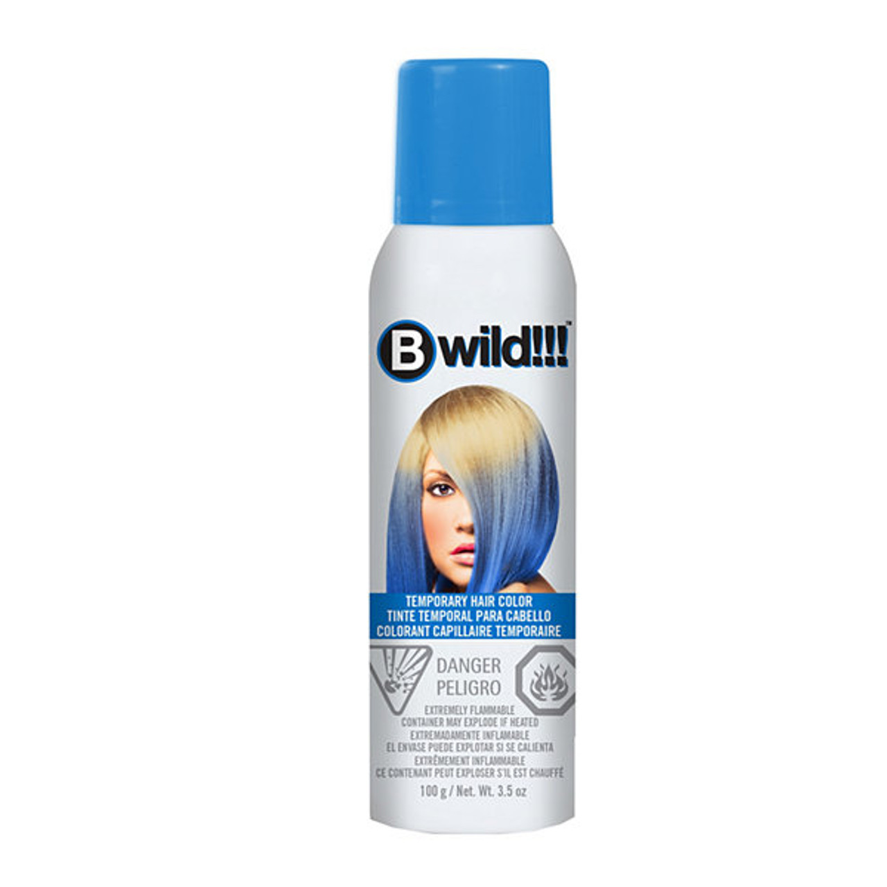 Jerome Russell Bengal Blue Bwild Color Spray