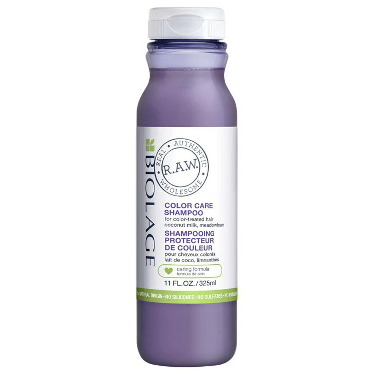 Biolage RAW Color Care Shampoo 11 oz
