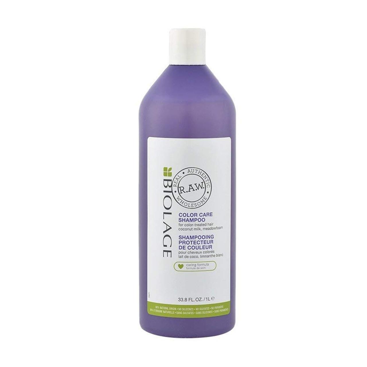 Biolage Raw Color Care Shampoo 1L
