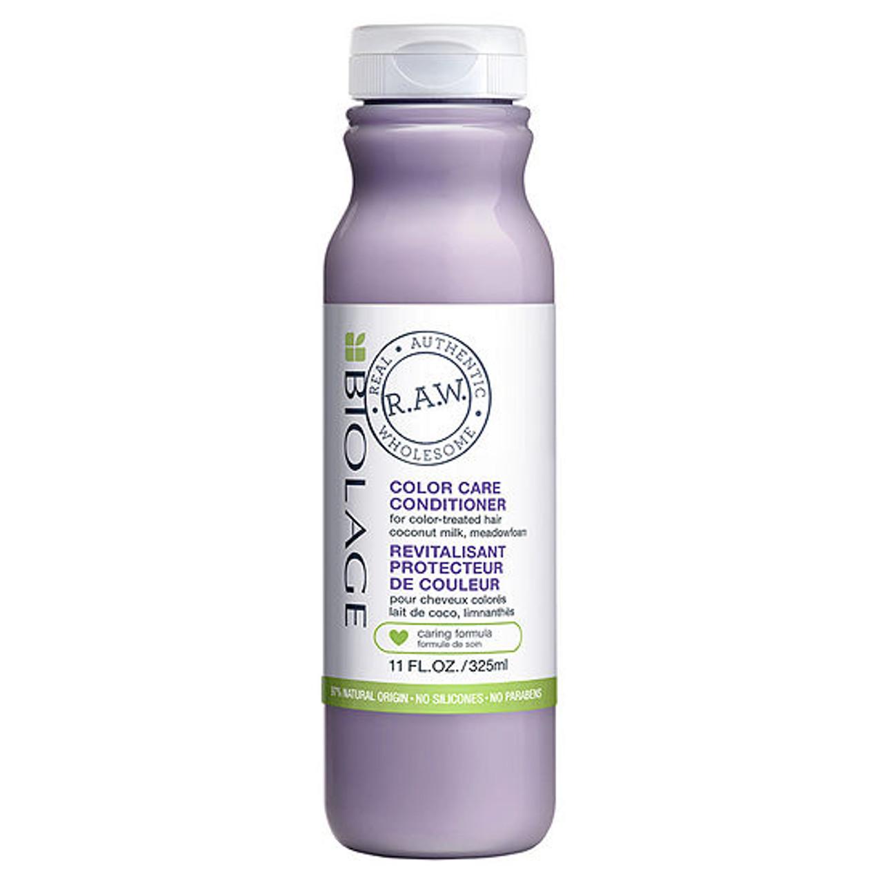 Biolage RAW Color Care Conditioner 11 oz