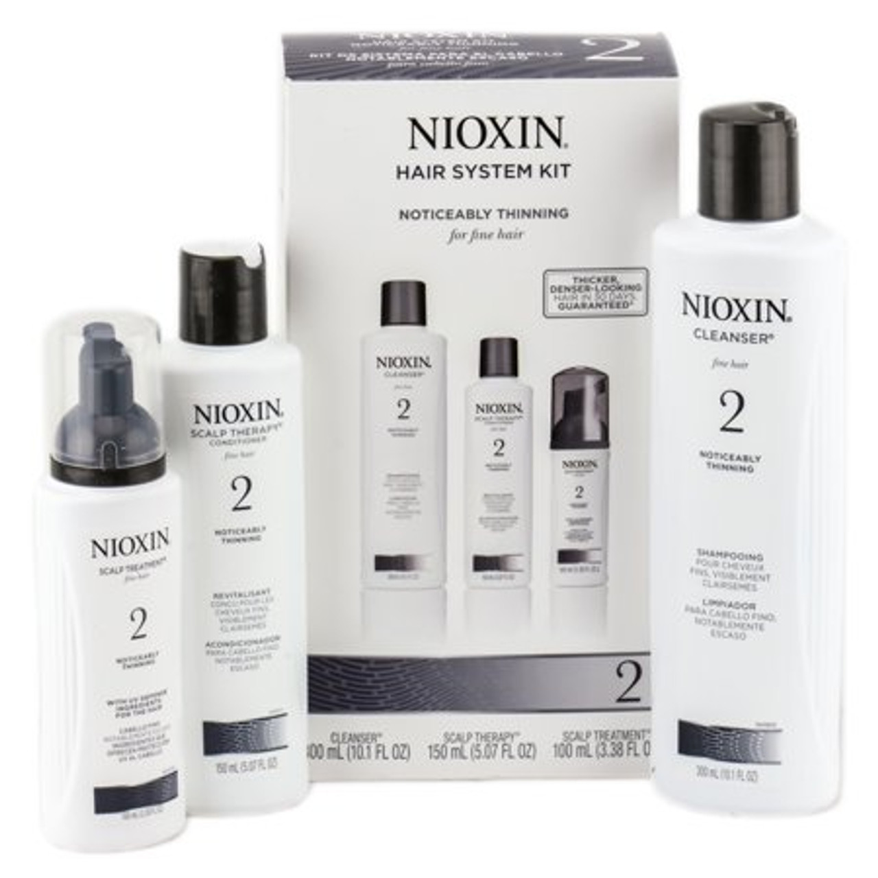 Nioxin System 2 Starter Kit