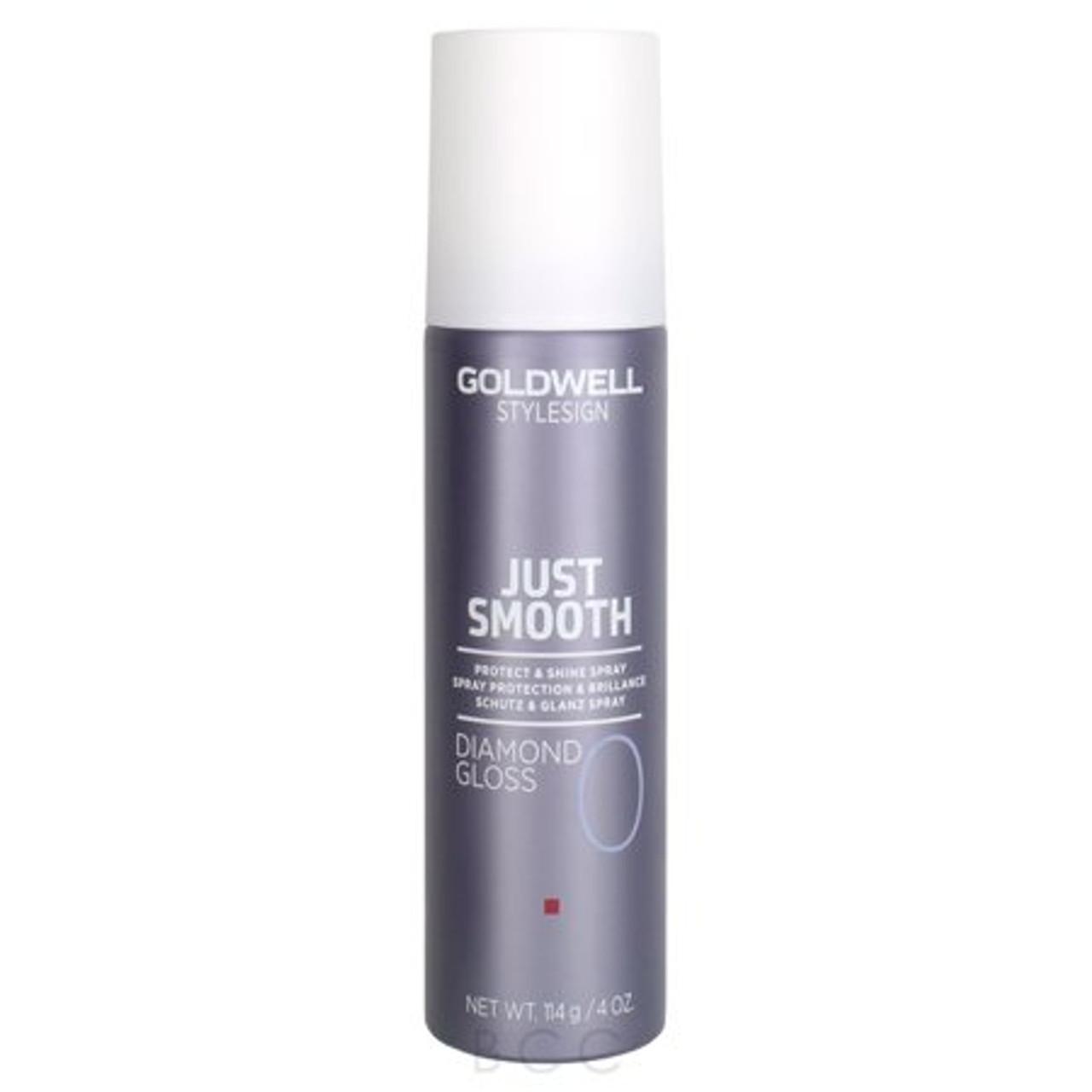 Goldwell Style Sign Diamond Gloss Shine Spray 4 oz