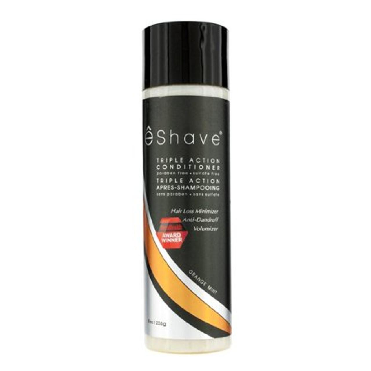 eShave Orange Mint Conditioner 8 oz