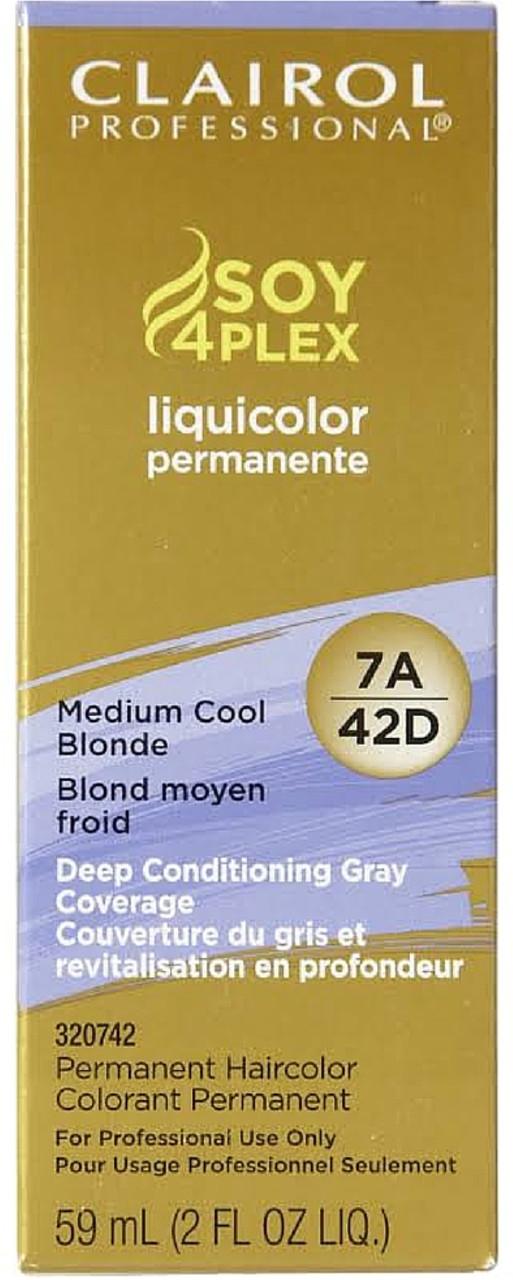 Clairol 42D Moongold