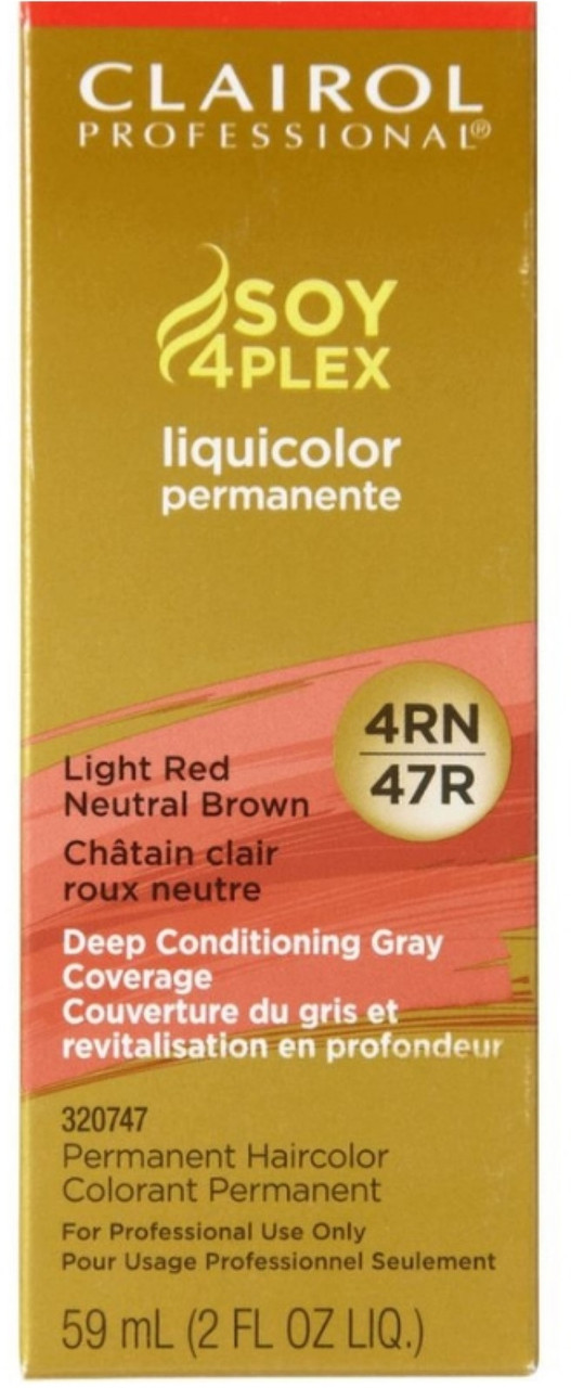 Clairol 47R Red Ginger