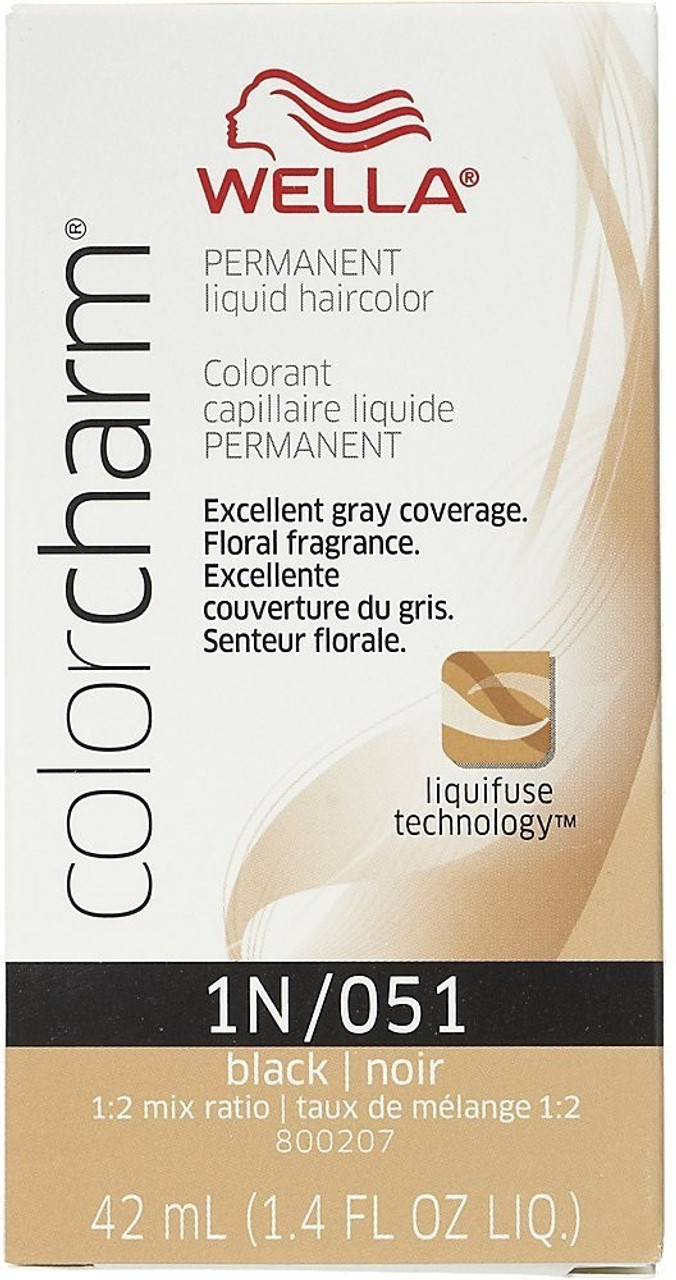 051 Color Charm Black