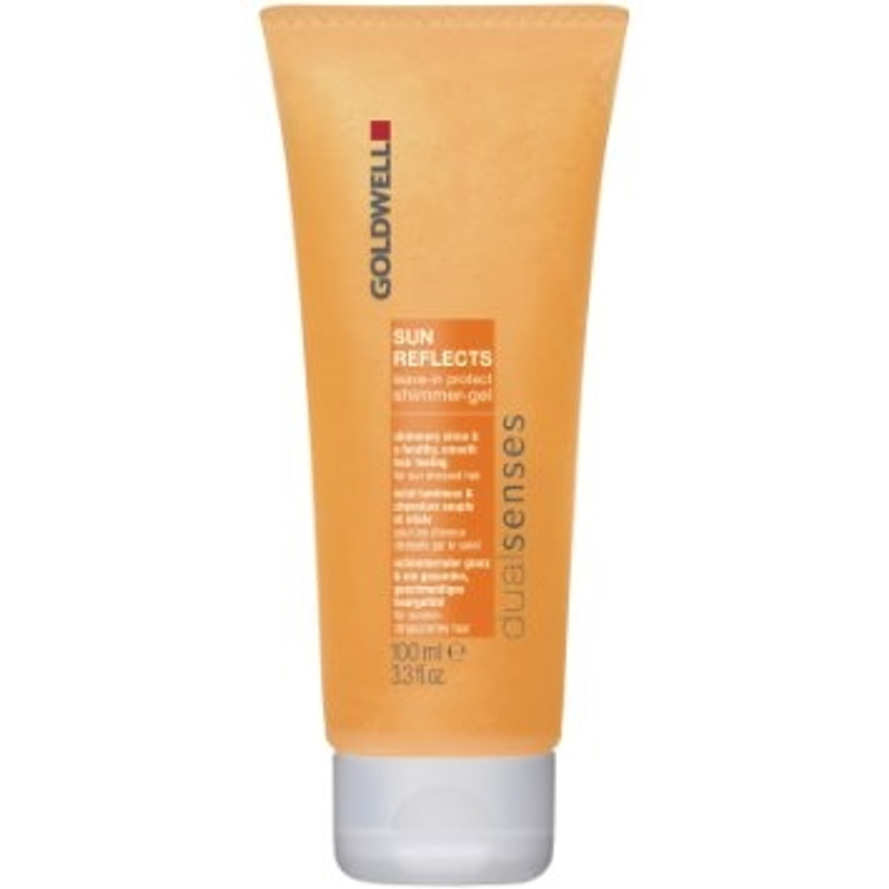 Goldwell Dualsenses Sun Reflects Leave-in Protect Shimmer Gel 3.3oz