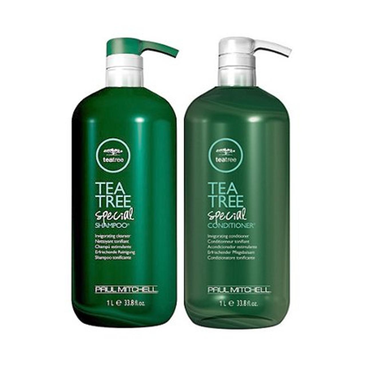 Paul Mitchell Tea Tree Liter Duo