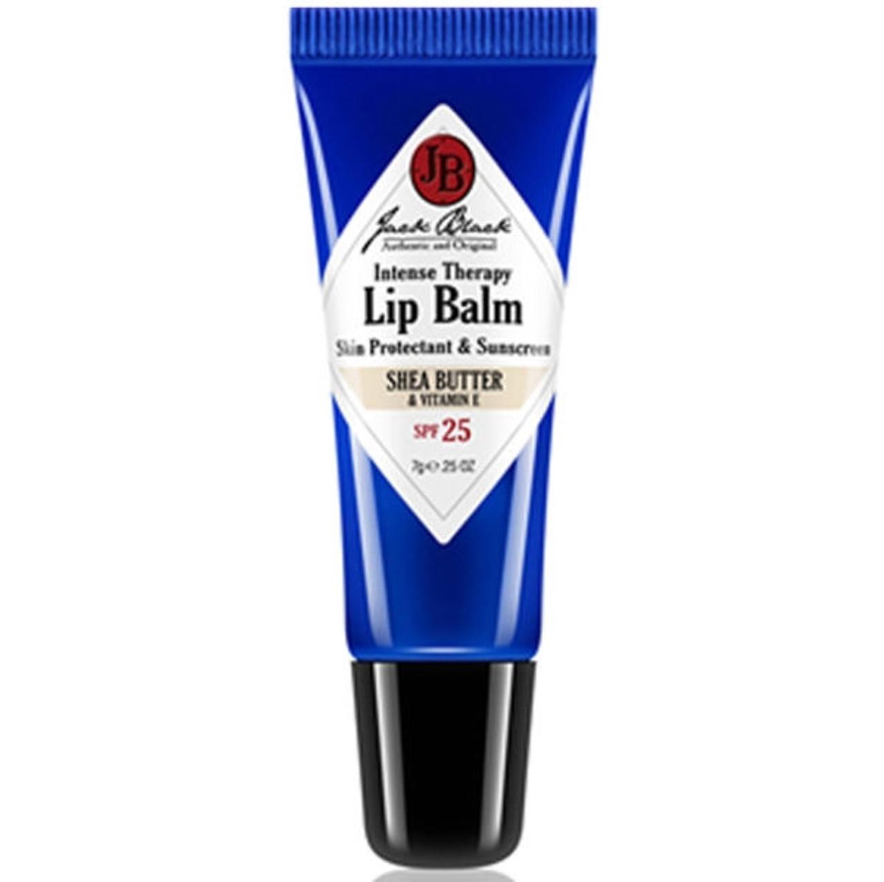Jack Black Intense Therapy Lip Balm SPF25 - Shea Butter & Vitamin E