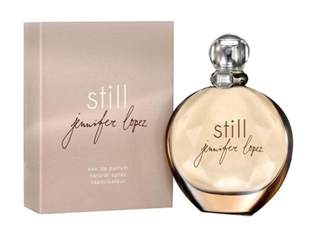 Still Eau de Parfum by Jennifer Lopez - 1.7 OZ