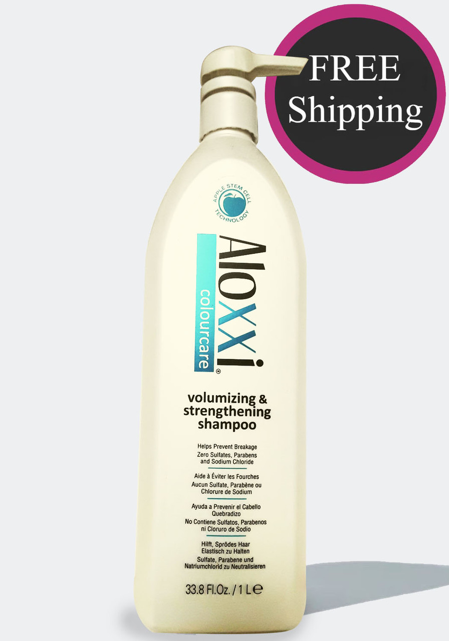Aloxxi Volumizing Shampoo 33.8 oz