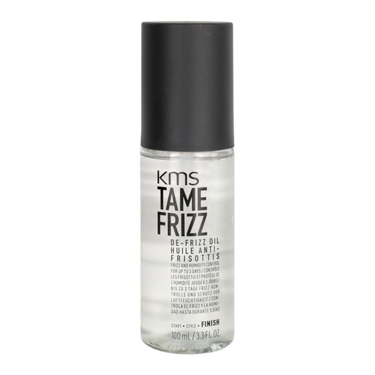KMS Tame Frizz De-Frizz Oil 3.4 oz