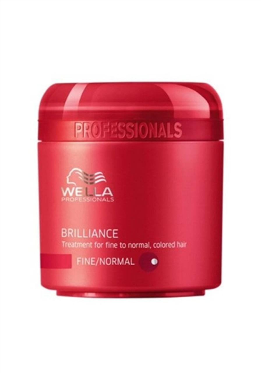 Wella Brilliance Treatment for Fine Hair