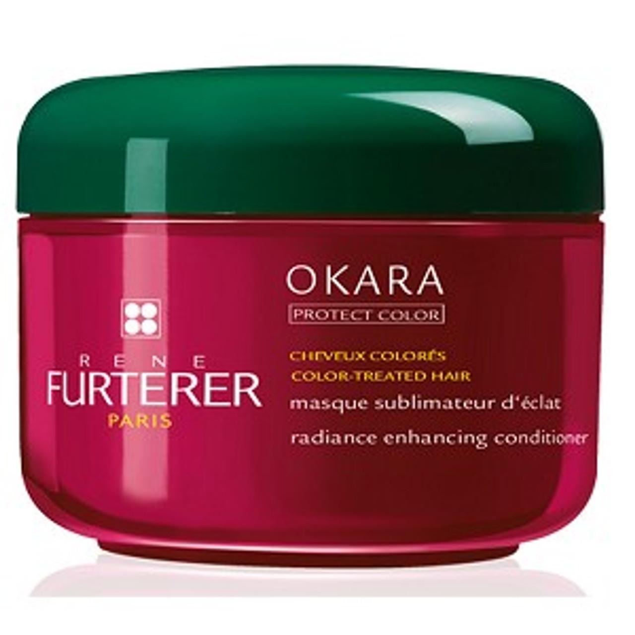 Rene Furterer Okara Radiance Conditioner Mask 6.8 oz