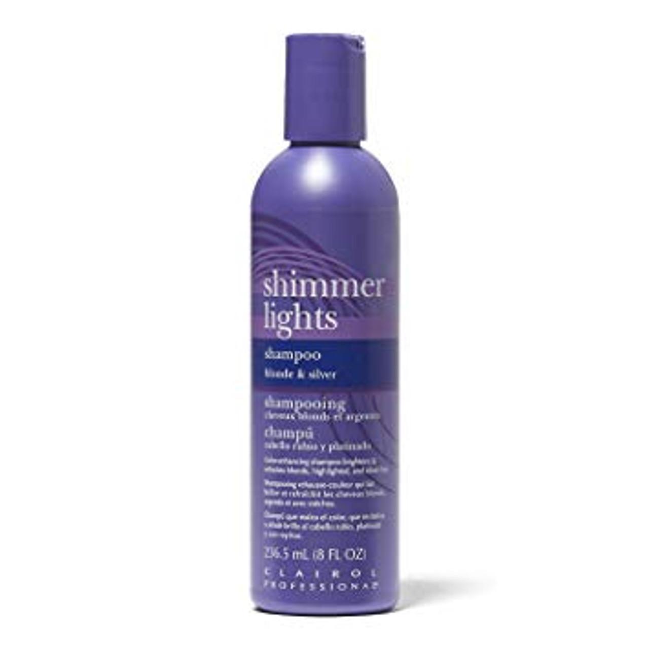 Clairol Shimmer Lights Shampoo 8 oz