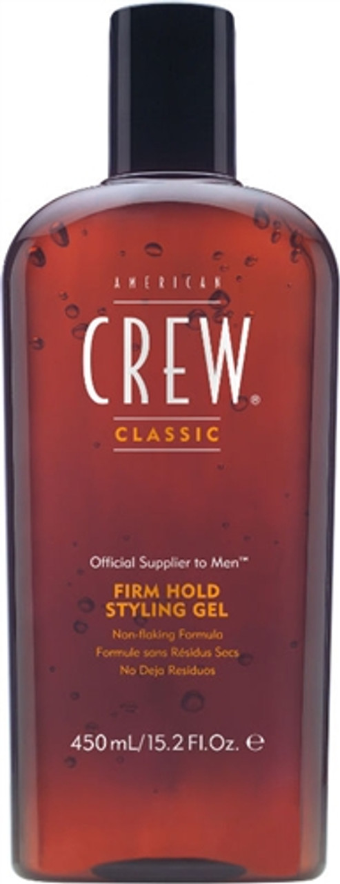 American Crew Firm Hold Styling Gel - 15.2 OZ