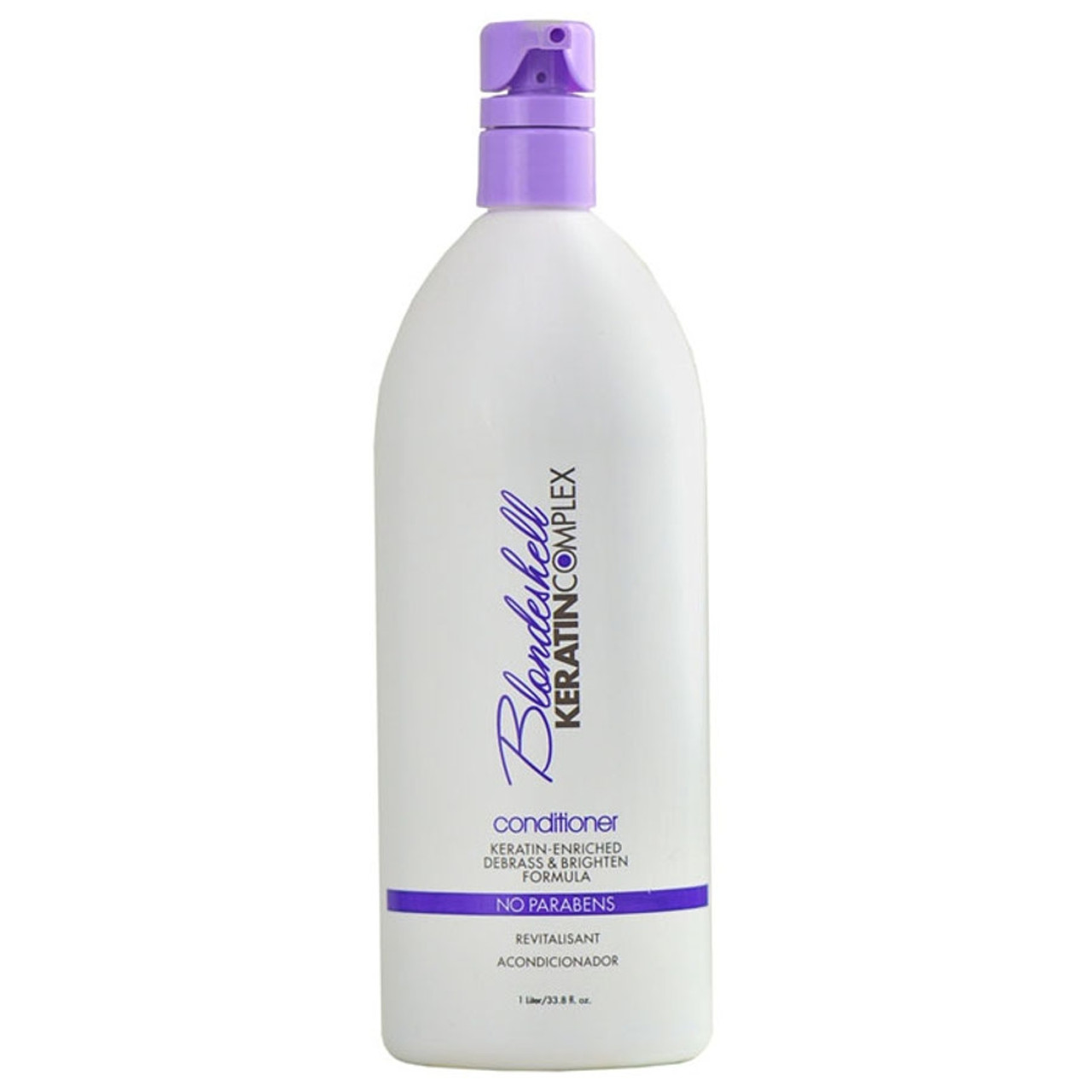 Keratin Complex Blondeshell Conditioner - 33 oz