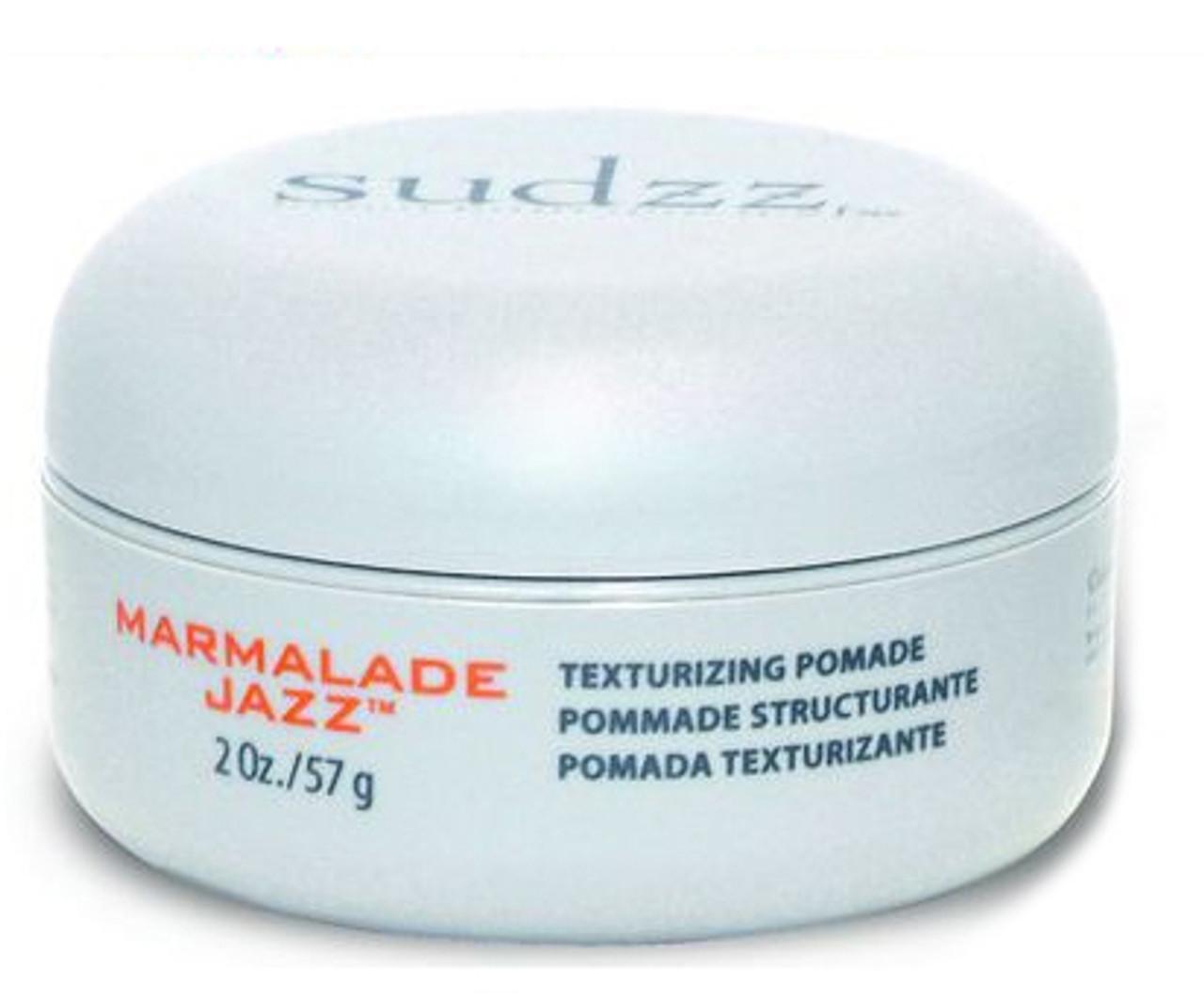 Sudzz Marmalade Jazz Texturizing Pomade